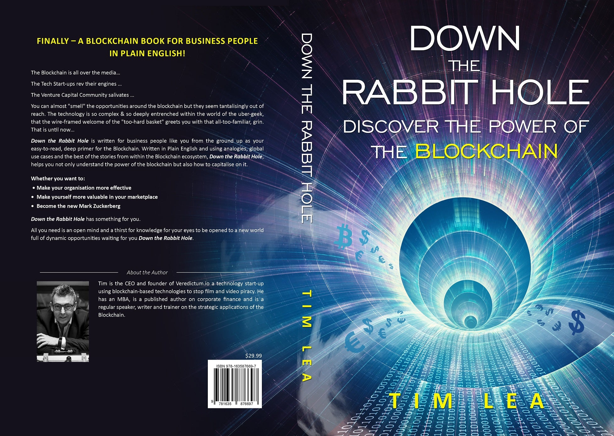 Down The Rabbit Hole - Paperback