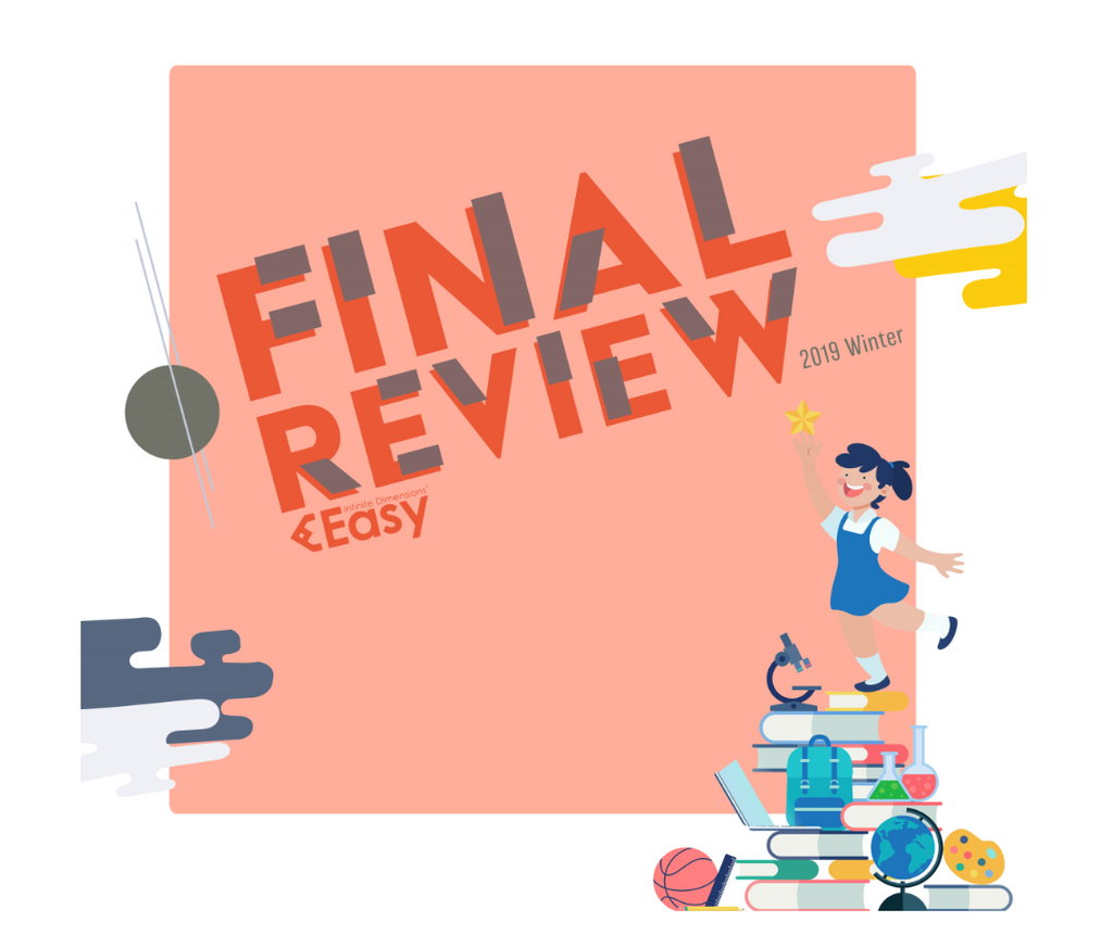 2019 SPRN PHY205H1S FINAL REVIEW