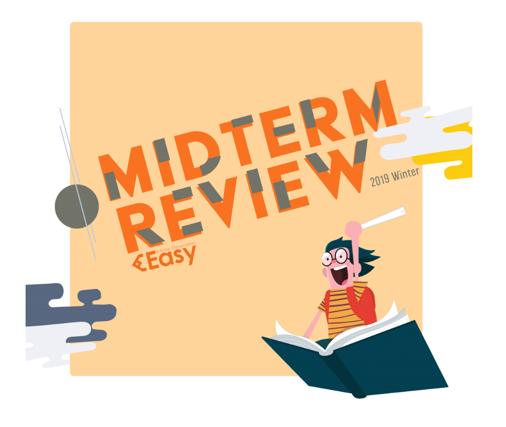 2019 SPRN AST201H1S MIDTERM REVIEW