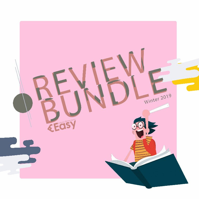2019 SPRN CSC104H1S REVIEW BUNDLE