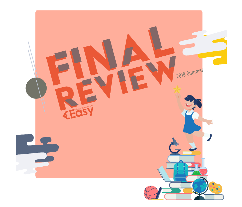 2019 SUMMER MAT135H1F FINAL REVIEW