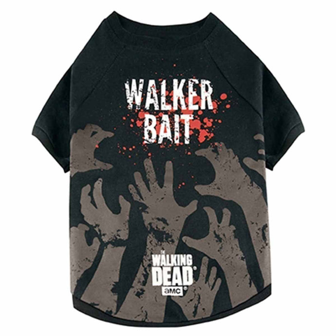 Walking Dead Dog Collars and Clothing is Here from Yellow Dog