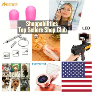 Shoppabilities Top Sellers Shop