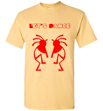 Let's Dance T-Shirt-Shoppabilities.com