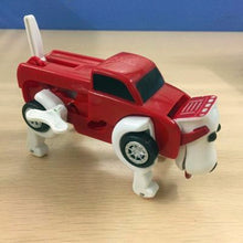 Automatic Transform Dog Car