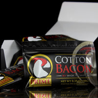 10 strips/pack Electronic Cigarette DIY Prime Bacon Cotton for RDA RTA Atomizer Heating Wire Wick