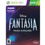 Fantasia Music Evolved  X360