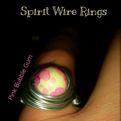 Spirit Wire Rings