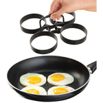 Egg & Pancake Ring Set