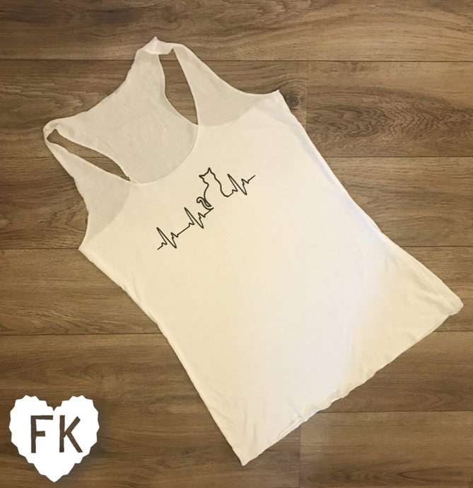 Cat Lifeline Women's Tank