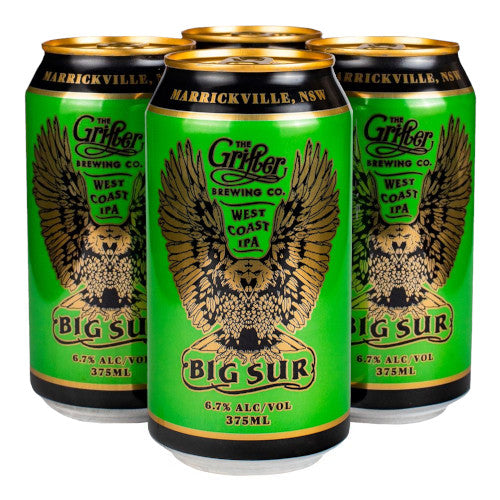 BIG SUR 375ML CANS (4 PACK)