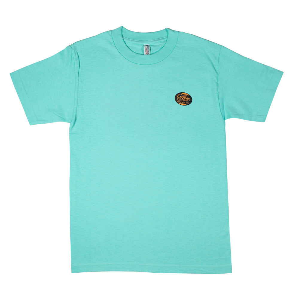 Load image into Gallery viewer, C-BOOGIE AQUA TEE