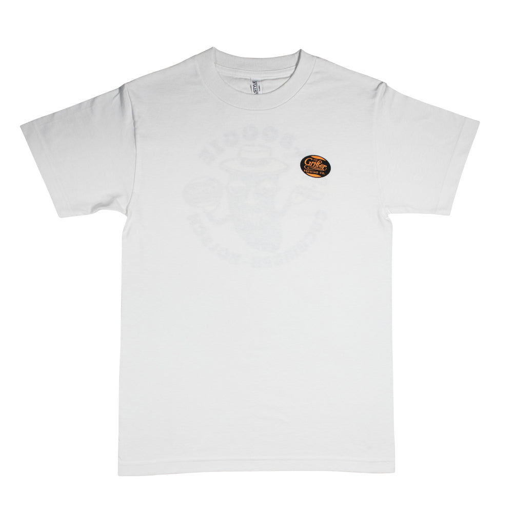 Load image into Gallery viewer, C-BOOGIE WHITE TEE