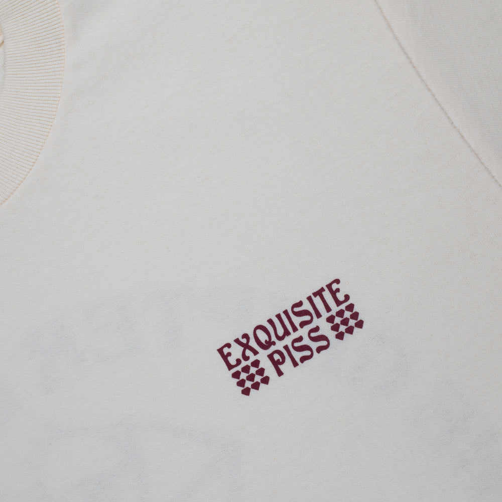 EXQUISITE PISS CREAM TEE