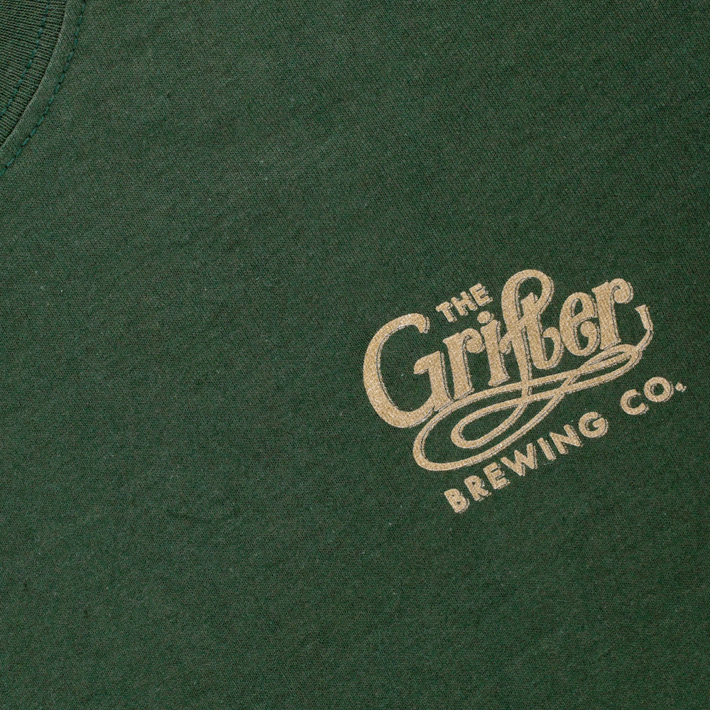 Load image into Gallery viewer, GRIFTER OG GREEN TEE