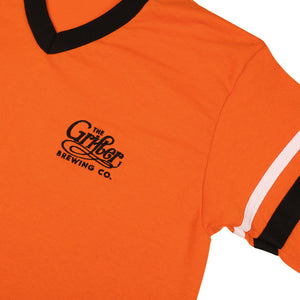 Load image into Gallery viewer, GRIFTER JERSEY- ORANGE