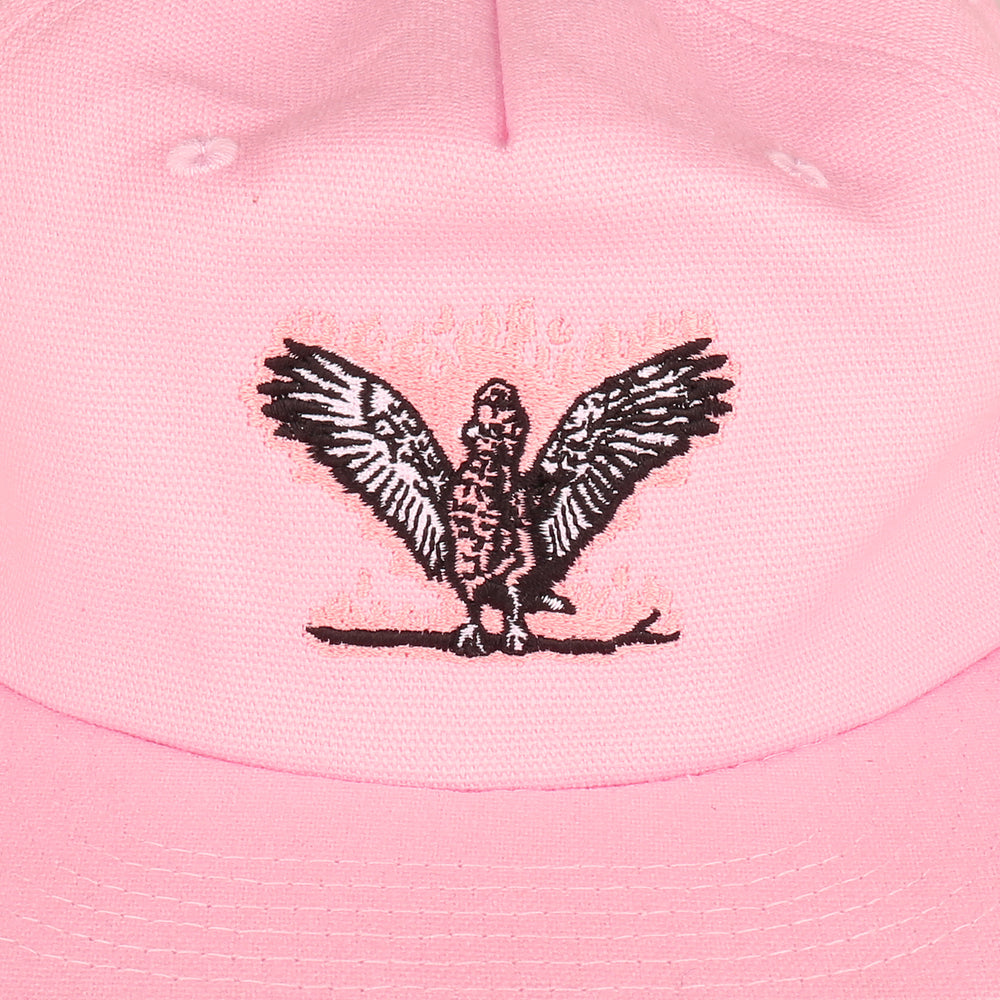 Load image into Gallery viewer, PINK GALAH 5 PANEL CAP