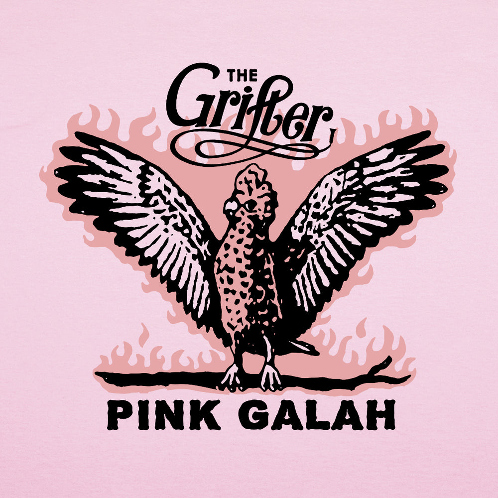 Load image into Gallery viewer, PINK GALAH TEE - PINK