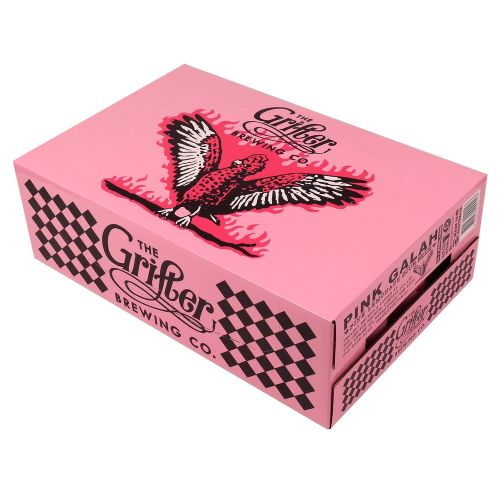 PINK GALAH PINK LEMONADE SOUR 375ML CANS (CASE OF 24)