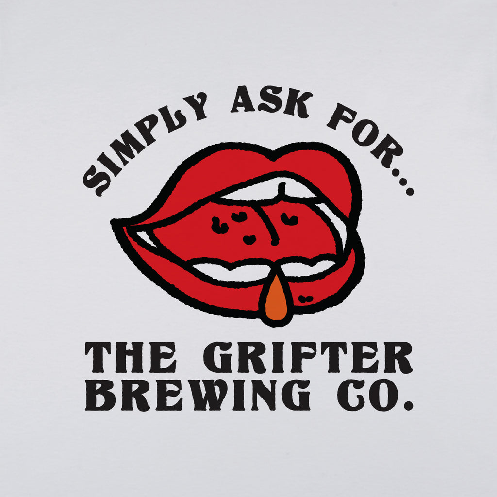 SIMPLY ASK FOR RINGER TEE