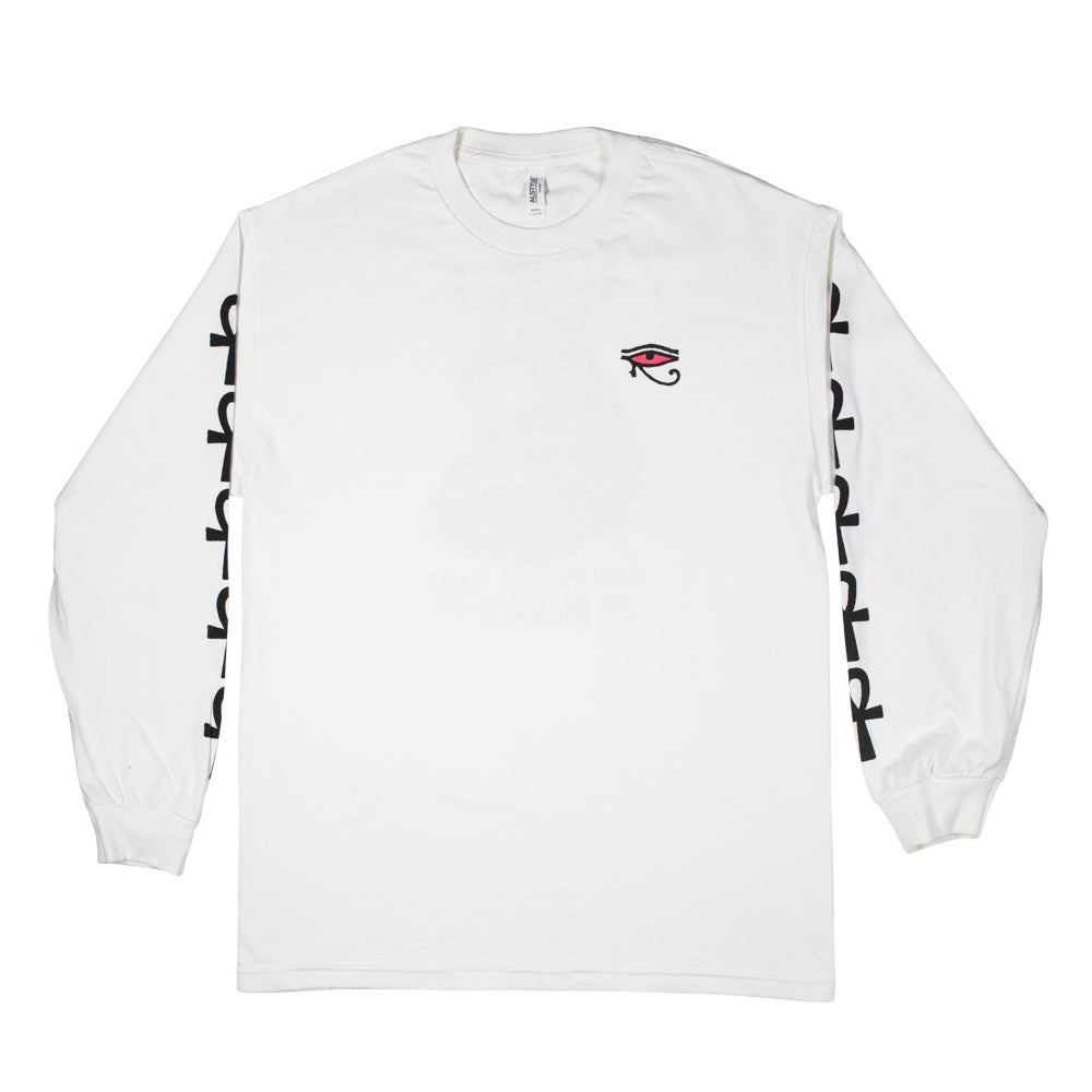Load image into Gallery viewer, SEREPENT'S KISS LONGSLEEVE - WHITE