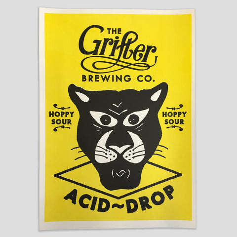 COLLECTORS POSTER - ACID ~ DROP