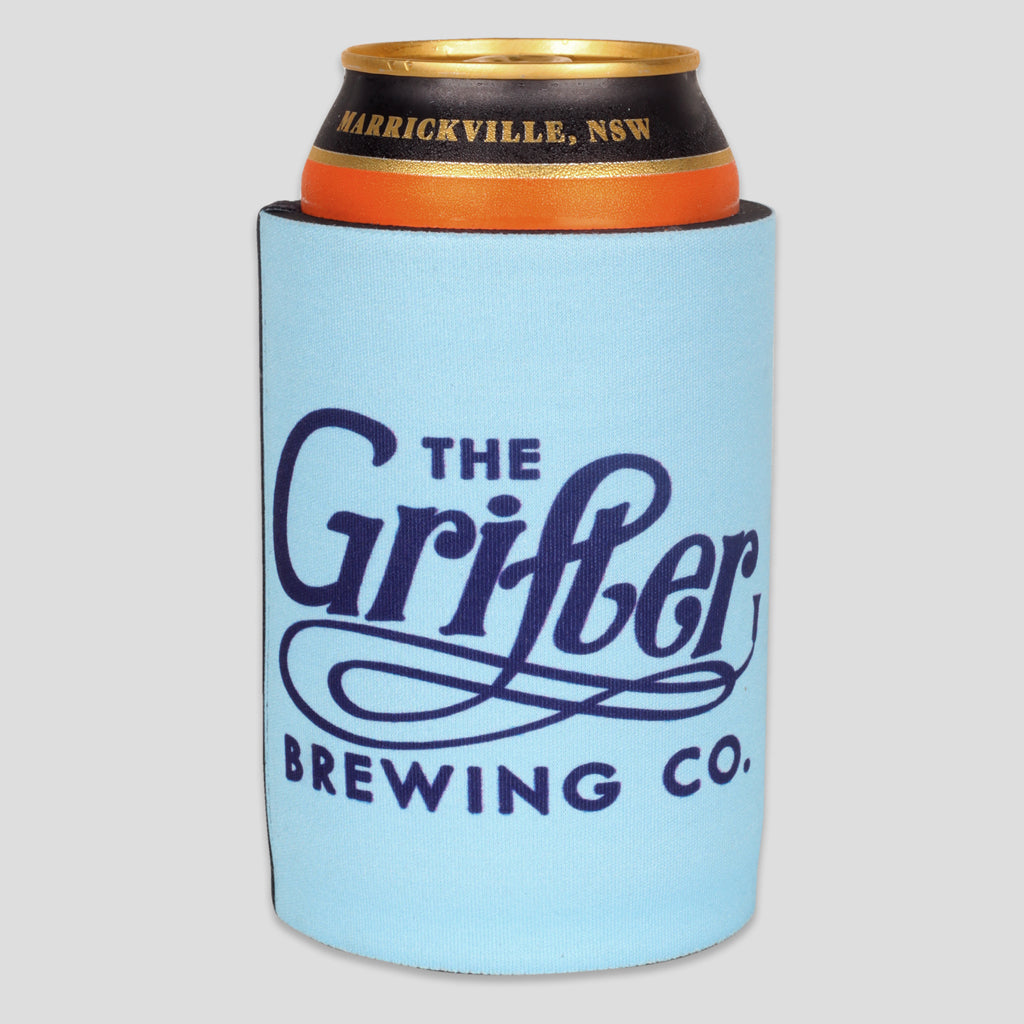 FRESH & CLEAN STUBBY COOLER BLUE