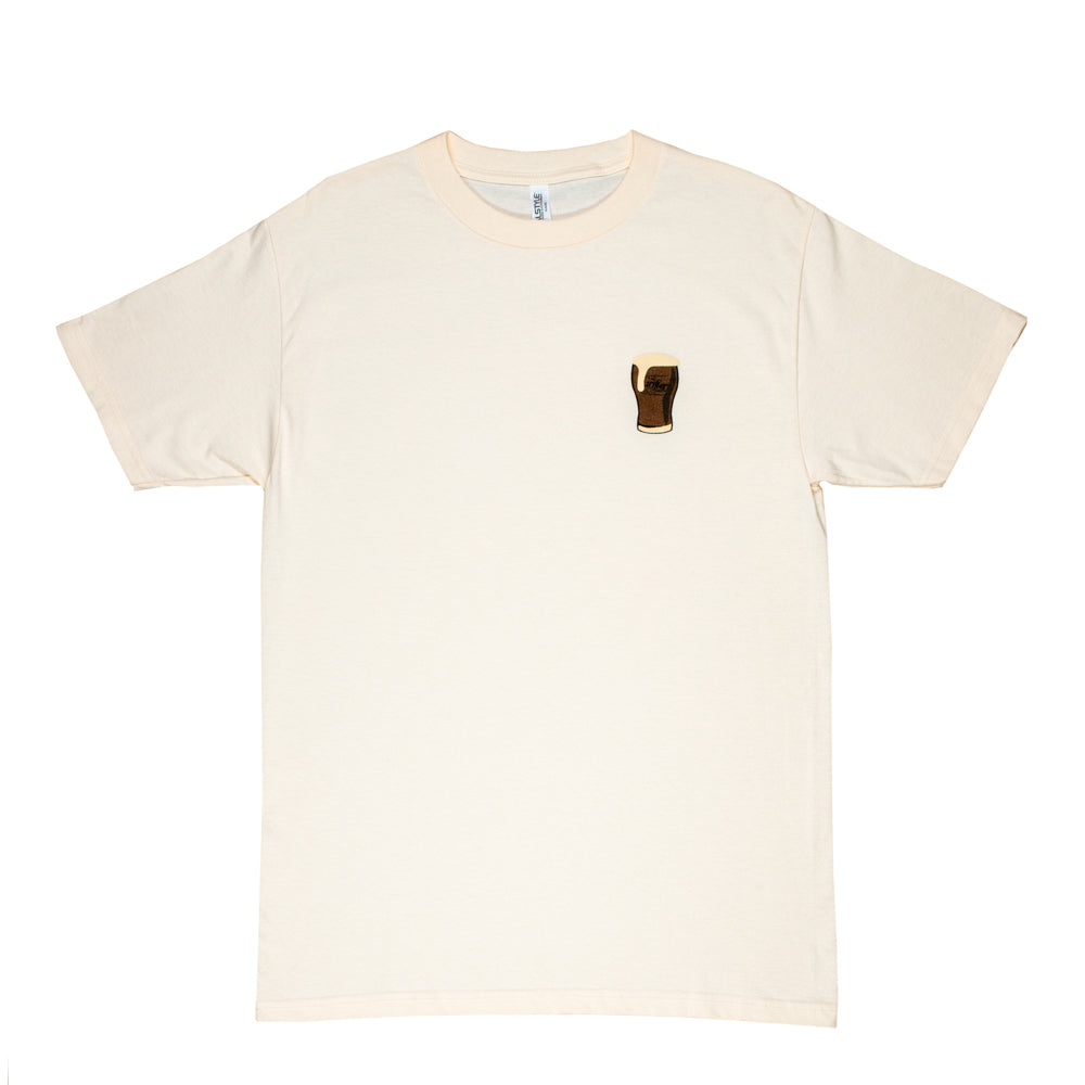 DARK FROTHY PUFF TEE CREAM
