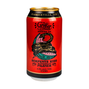 SERPENTS KISS 375ML CANS (CASE OF 24)