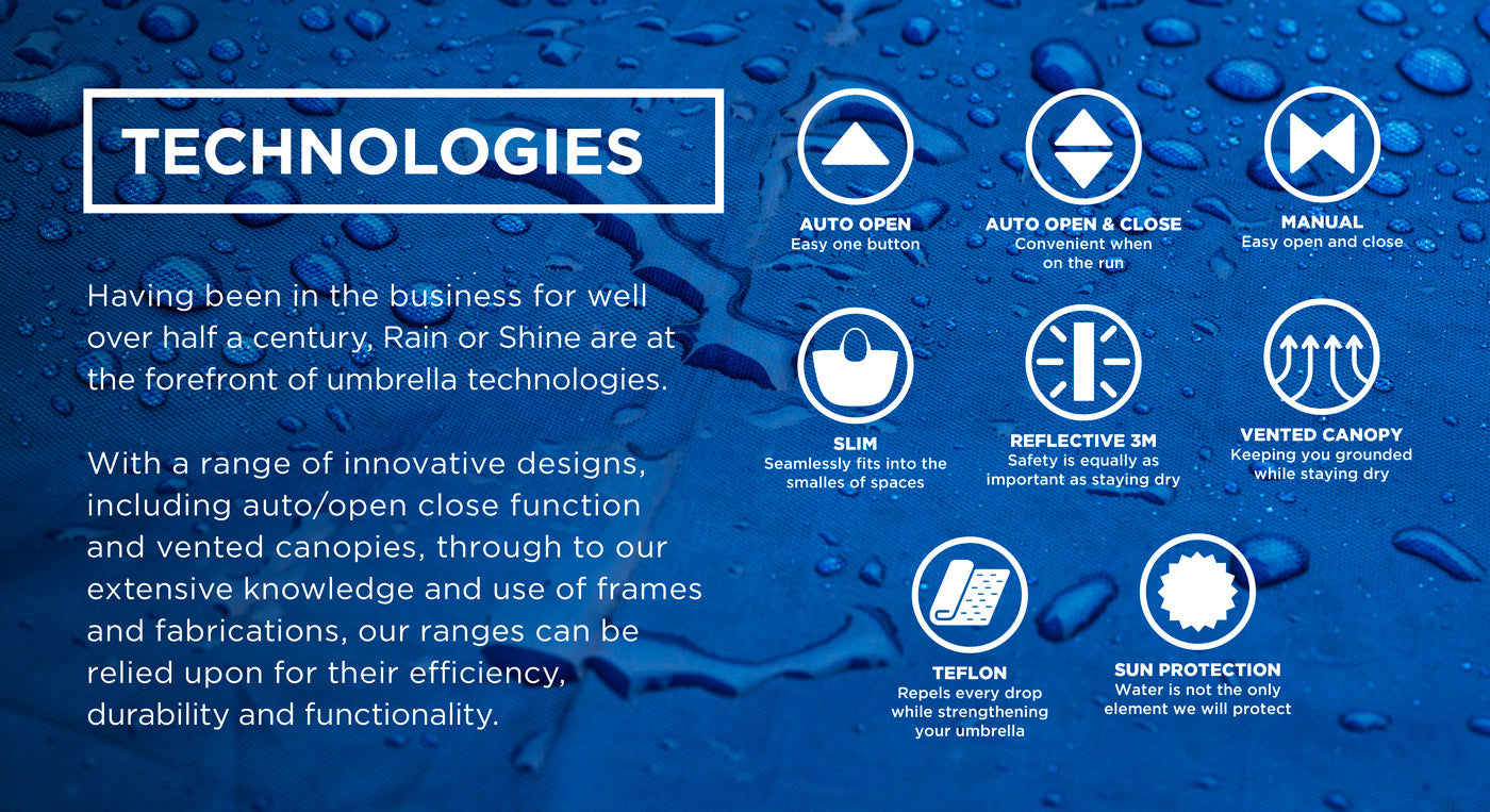 rain or shine technologies