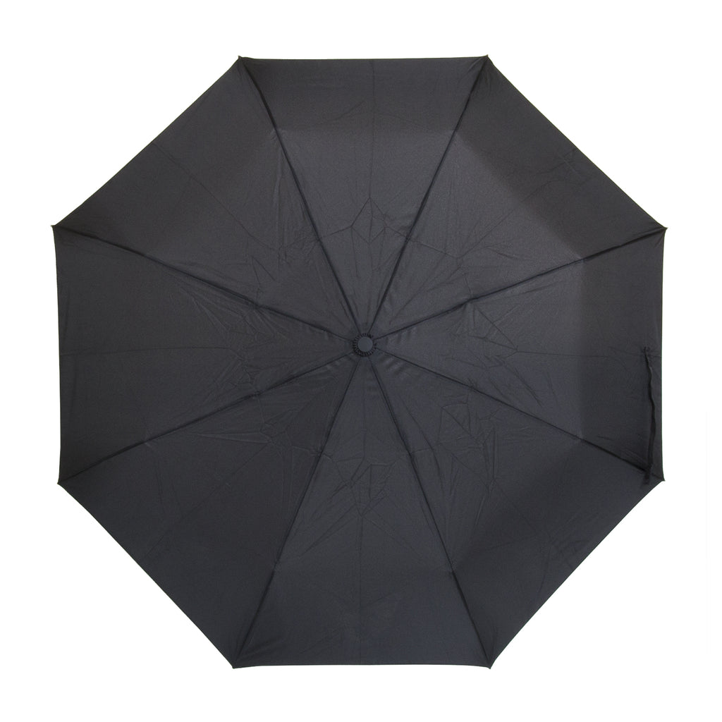 Crook Auto Open Umbrella - Black