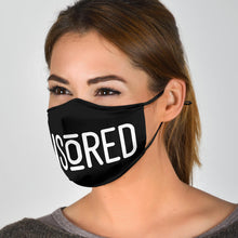 CENSORED Filtered Fabric Mask