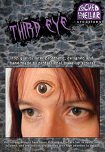 Realistic Third Eye Prosthetic