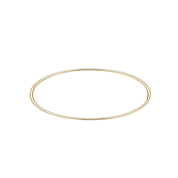 Classic 18 Karat Gold Bangle