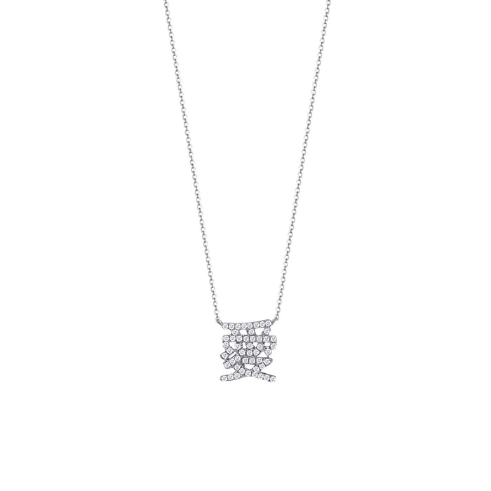 Love Diamond Necklace