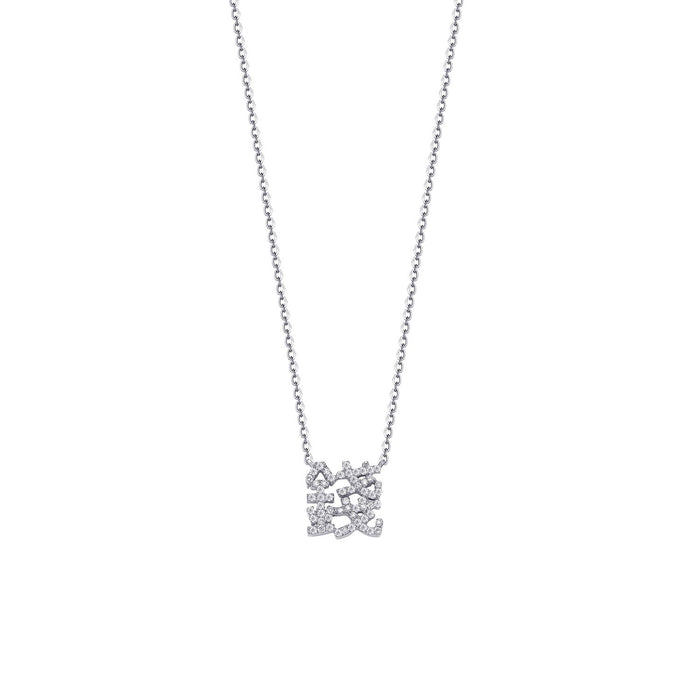 Money Diamond Necklace