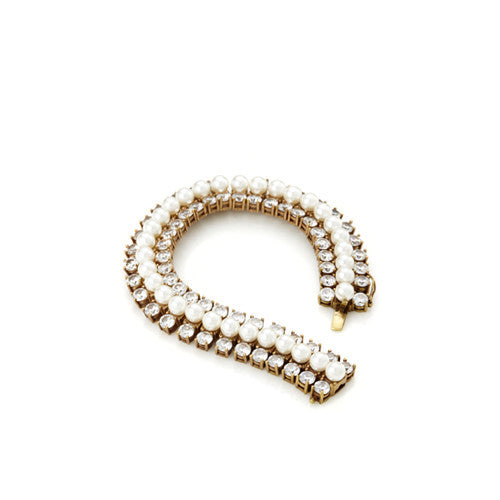 Pearl Drop Estate Bracelet