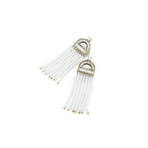 Tassel Shower Earrings