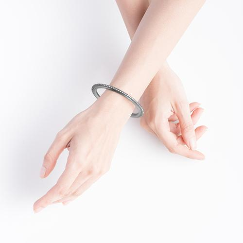 Jill Bangle - Antique Silver