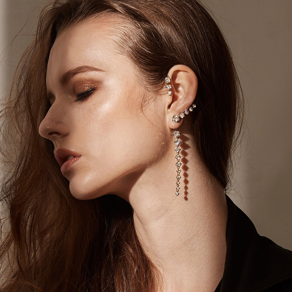 Camilla Single Earring - Left