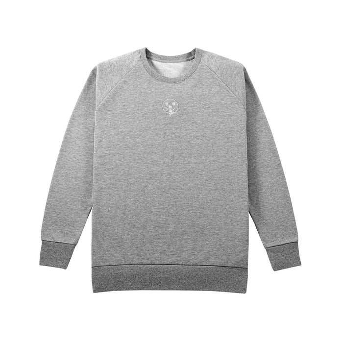 你閉嘴 SHUT UP SWEATSHIRT - GREY