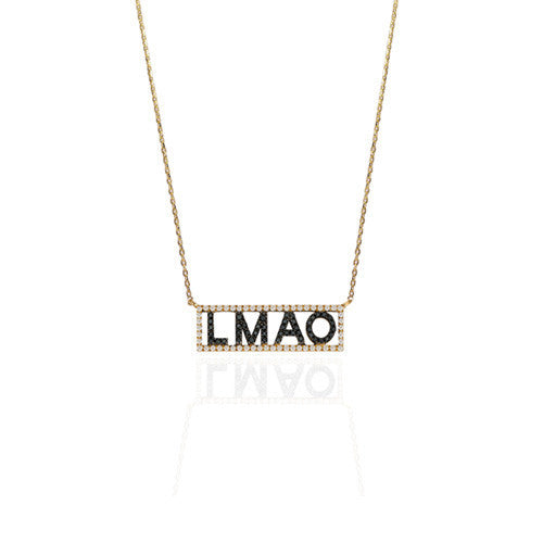 LMAO Necklace