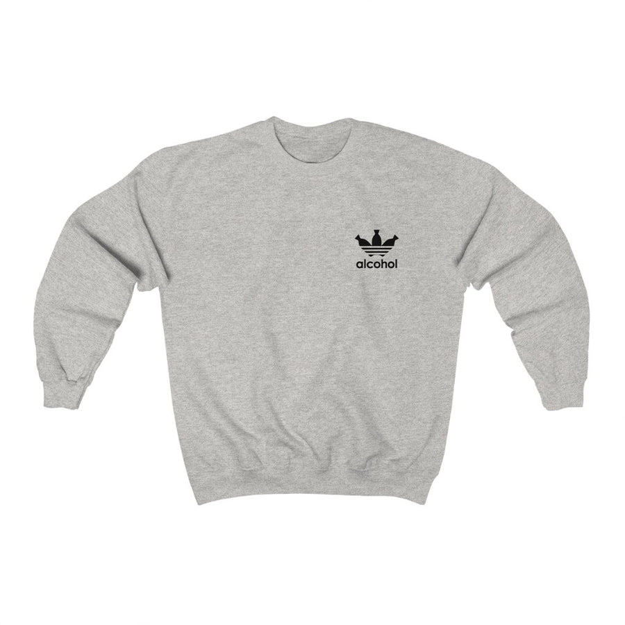Alcohol S Crewneck Sweatshirt