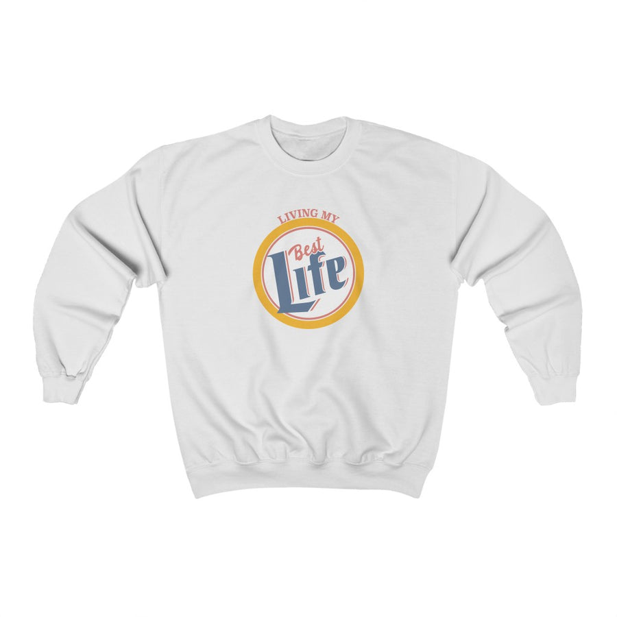 Living My Best Life Crewneck
