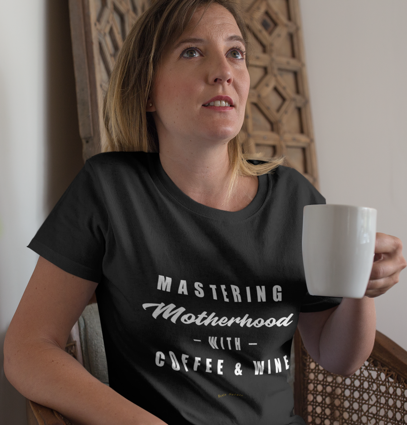 Mastering Motherhood T-shirt