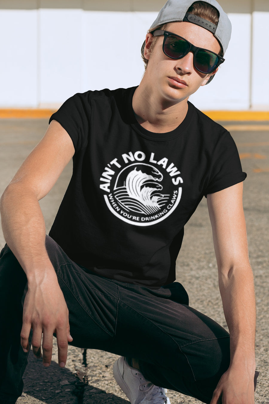 Ain't No Laws T-Shirt