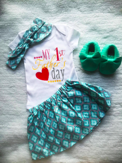 Father's Days Baby Set $16 +