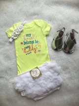 Daddy's Father's Days Baby Set $16 +