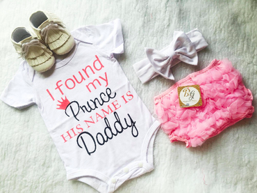 Daddy's Father's Days Baby Set $18 +