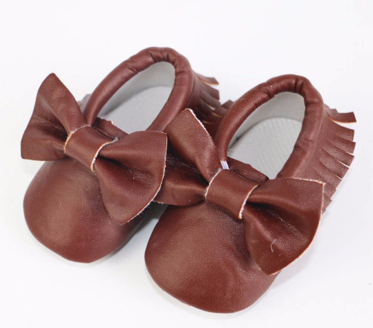 Brown Shoes $14